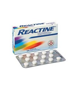 REACTINE 14CPR 5MG+120MG RP фото 2